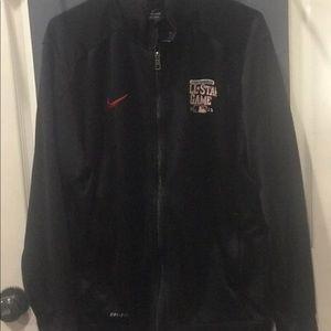 Cincinnati all star baseball Nike Jacket SZ Large